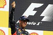 Podium - Formel 1 2012, Belgien GP, Spa-Francorchamps, Bild: Sutton