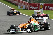Rennen - Formel 1 2012, Belgien GP, Spa-Francorchamps, Bild: Sutton