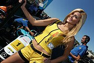 Grid Girls - DTM 2012, Valencia, Valencia, Bild: RACE-PRESS