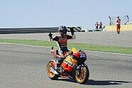 Sonntag - MotoGP 2012, Aragon GP, Alcaniz, Bild: Milagro