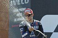 Sonntag - MotoGP 2012, Aragon GP, Alcaniz, Bild: Yamaha Factory Racing