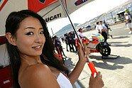 Girls - MotoGP 2012, Japan GP, Motegi, Bild: Ducati
