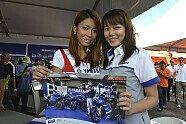 Girls - MotoGP 2012, Malaysia GP, Sepang, Bild: Yamaha Factory Racing