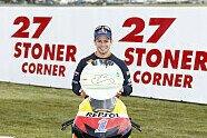 Bilder des Jahres 2012: Highlights - MotoGP 2012, Verschiedenes, Bild: Honda
