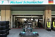 Bilder des Jahres 2012: Michael Schumacher - Formel 1 2012, Verschiedenes, Bild: Sutton