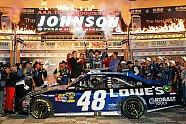 34. Lauf - NASCAR 2012, AAA Texas 500 , Fort Worth, Texas, Bild: NASCAR