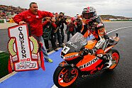 MotoGP: Happy Birthday, Marc Marquez! - MotoGP 2012, Verschiedenes, Bild: Repsol Honda
