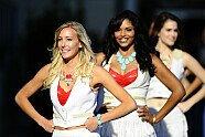 USA GP: Zeitreise mit den heißesten Girls aus Indy & Austin - Formel 1 2012, Verschiedenes, USA GP, Austin, Bild: Sutton