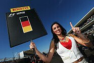 Girls - Formel 1 2012, US GP, Austin, Bild: Red Bull