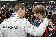 Michael Schumacher: Legendäre Karriere - Formel 1 2012, Verschiedenes, Bild: Mercedes-Benz