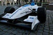 Der Formel-E-Bolide - Formel E 2012, Präsentationen, Bild: Formel E