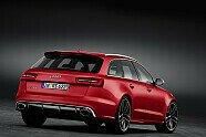 Der neue Audi RS6 Avant - Auto 2012, Präsentationen, Bild: Audi AG