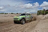 Dakar 2013 - 8. Etappe - Dakar 2013, Bild: X-raid