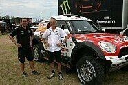 Dakar 2013 - 8. Etappe - Dakar 2013, Bild: Ellen Lohr