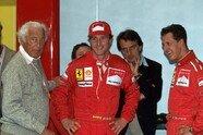Montezemolo: Bilder seiner Karriere - Formel 1 1997, Verschiedenes, Bild: Sutton
