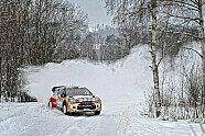 Tag 3 & Podium - WRC 2013, Rallye Schweden, Torsby, Bild: Citroen