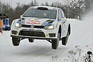 Tag 3 & Podium - WRC 2013, Rallye Schweden, Torsby, Bild: Volkswagen Motorsport