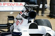 Präsentation Williams FW35 - Formel 1 2013, Präsentationen, Bild: Sutton