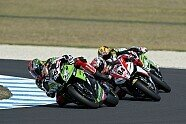 1. Lauf - Superbike WSBK 2013, Australien, Phillip Island, Bild: Kawasaki Racing