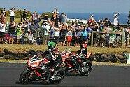 1. Lauf - Superbike WSBK 2013, Australien, Phillip Island, Bild: Aprilia Racing Team