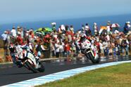 1. Lauf - Superbike WSBK 2013, Australien, Phillip Island, Bild: FIXI Crescent Suzuki