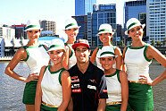 Dienstag - Formel 1 2013, Australien GP, Melbourne, Bild: Sutton