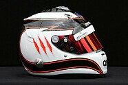 Fahrerhelme 2013 - Formel 1 2013, Australien GP, Melbourne, Bild: Sutton