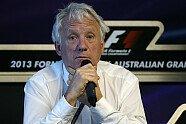 Donnerstag - Formel 1 2013, Australien GP, Melbourne, Bild: Sutton