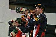 Podium - Formel 1 2013, Australien GP, Melbourne, Bild: Sutton