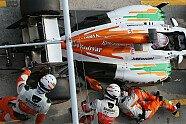 Die besten Bilder 2013: Force India - Formel 1 2013, Verschiedenes, Bild: Sutton