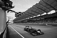 Black & White Highlights - Formel 1 2013, Malaysia GP, Sepang, Bild: Sutton