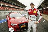 Testfahrten - Barcelona - DTM 2013, Testfahrten, Bild: Audi