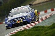 Testfahrten - Barcelona - DTM 2013, Testfahrten, Bild: Mercedes Benz
