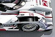 Der neue Audi R18 e-tron quattro - 24 h Le Mans 2013, Präsentationen, Bild: Audi