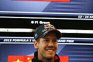 Donnerstag - Formel 1 2013, China GP, Shanghai, Bild: Red Bull