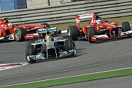 Rennen - Formel 1 2013, China GP, Shanghai, Bild: Mercedes-Benz