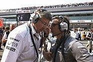 Sonntag - Formel 1 2013, China GP, Shanghai, Bild: Mercedes-Benz