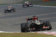 Rennen - Formel 1 2013, China GP, Shanghai, Bild: Lotus F1 Team