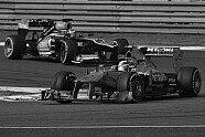 Black & White Highlights - Formel 1 2013, China GP, Shanghai, Bild: Sutton