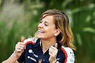 Susie Wolff in Bildern: Die 30 schönsten Fotos der Power-Frau - Formel E 2013, Verschiedenes, Bild: Sutton