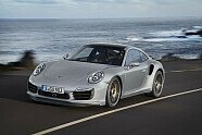 Porsche 911 Turbo S - Auto 2013, Verschiedenes, Bild: Porsche