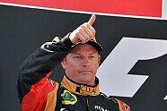Podium - Formel 1 2013, Spanien GP, Barcelona, Bild: Sutton