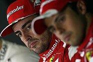 Sonntag - Formel 1 2013, Spanien GP, Barcelona, Bild: Sutton