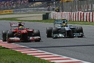 Rennen - Formel 1 2013, Spanien GP, Barcelona, Bild: Ferrari