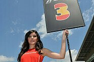 Girls - Formel 1 2013, Spanien GP, Barcelona, Bild: Sutton
