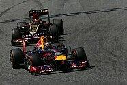 Rennen - Formel 1 2013, Spanien GP, Barcelona, Bild: Sutton
