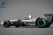 Der Formel-E-Bolide - Formel E 2013, Präsentationen, Bild: Formel E