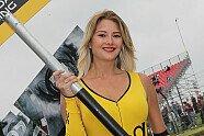Grid Girls - DTM 2013, Brands Hatch, Brands Hatch, Bild: RACE-PRESS