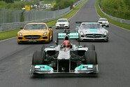 Michael Schumacher: Legendäre Karriere - Formel 1 2013, Verschiedenes, Bild: Mercedes-Benz