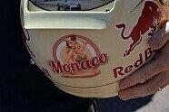 Neue Helm-Designs - Formel 1 2013, Verschiedenes, Monaco GP, Monaco, Bild: Sutton